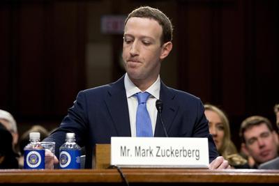 """""""Asumo la responsabilidad y fue un gran error. Fue mi equivocación, y lo siento"""", subrayó Mark Zuckerberg."""