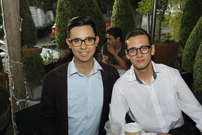 Diego y Marco.