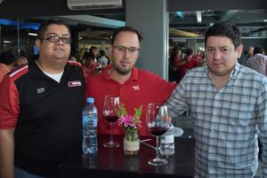 11042018 Noel, Alberto y Manolo.