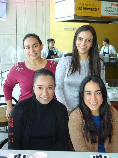 12042018 Jacqueline, Bertha, Maribel y María José.
