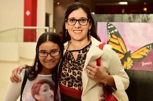 12042018 Gabriela Godínez, Priscila Godínez, Sara Jiménez y Jorge Zapata.