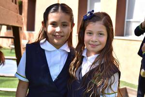 13042018 Marian, María José y Fernanda.