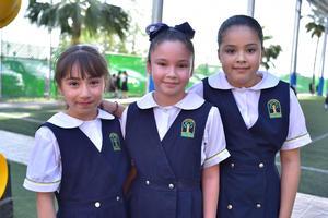 13042018 Alumnos del Colegio San Luis.