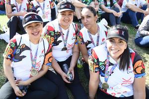 16042018 Madaì, Deysy, Vanessa y Karla.