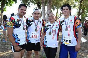 16042018 Luis, Salvador, Manuela y Gerardo.