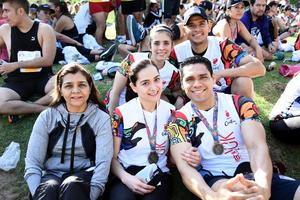16042018 Andrea, Valente, Carlos, Olga y Lidia.