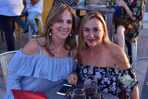 Liliana y Gisela