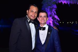 Víctor y Carlos