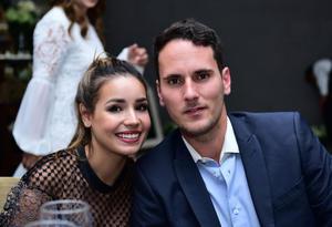 Ana Pau y Eduardo