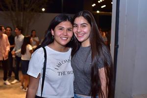 Alexa y Sofía