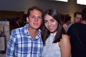 Benjamin y Paulina
