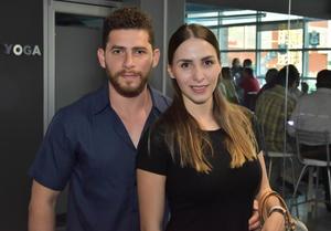 Alberto y Gabriela