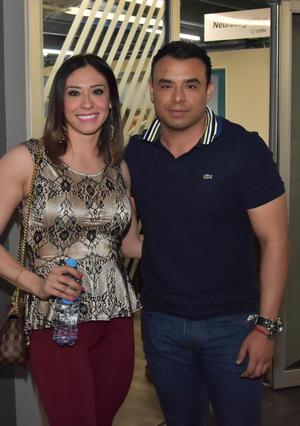 Claudia y Gerardo