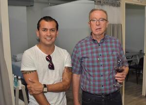 Rogelio Rocha y Armando Martin