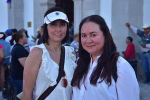 Gloria y Cristina