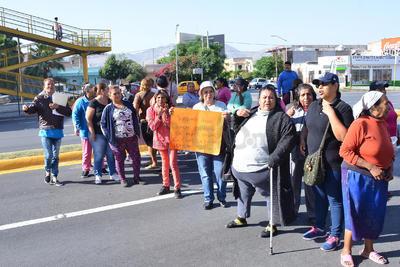 Entre las colonias presentes estaban las Luisas, Lázaro Cárdenas, Ampliación Lázaro Cárdenas, Julietas, Las Luisas, Las Dalias, entre otras.