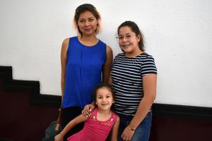 17042018 Marisela, Daniel, Mateo y Daniela.
