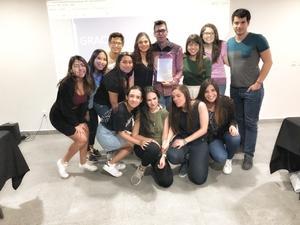 18042018 CONVENCIóN FAMILIAR.  Jorge, Mauro, Sergio, Rodo, Carmen, Tina, Camila y Carmen.