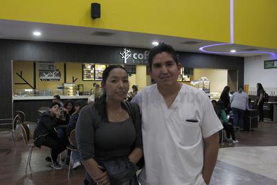 Zujey y Jorge.