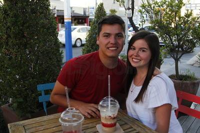 Enrique y Teresa.