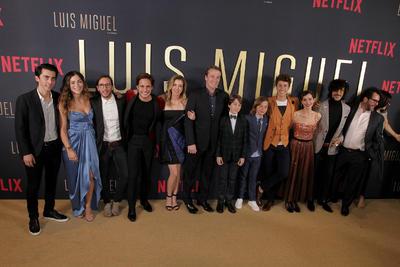 """Aunque """"Luis Miguel. La serie"""" aún no se estrena a través de Netflix y Telemundo, su showrunner Karla Gonzales, confesó que ya está confirmada la segunda temporada sobre este proyectos biográfico acerca de la vida de """"El Sol""""."""