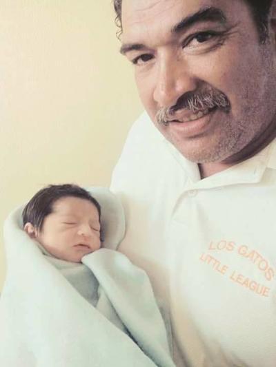 19042018 Nacimiento de Ian Rodrigo Montes.