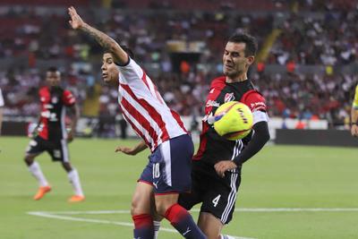 Rafael Márquez disputó su último partido como profesional en el estadio Jalisco y Atlas le dio una despedida triunfal al imponerse 1-0 sobre su acérrimo rival Chivas.