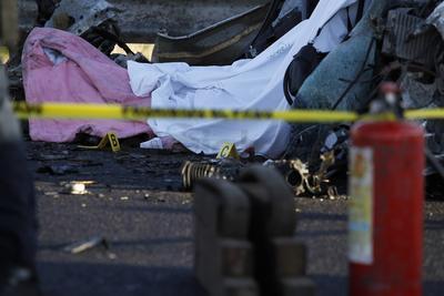 Eran las 7:00 de la mañana cuando las cuerpos de emergencia recibieron el llamado de auxilio.