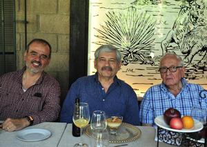 22042018 Antonio, Jesús y Don Antonio.