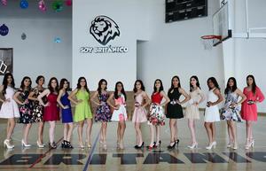 23042018 CONCURSO ESTUDIANTE IDEAL.  Estudiantes del Instituto Británico de Torreón.