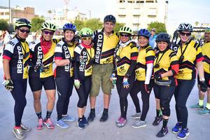 23042018 Equipo Ecociclismo.