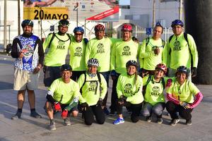 23042018 Equipo de ciclismo Correcaminos.