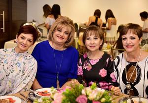 26042018 Estela, Maribel, Ana Luisa y Cecilia.