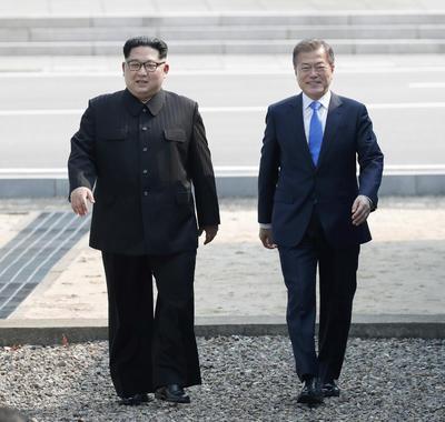 La cumbre intercoreana de alto nivel es la primera celebrada desde la firma del armisticio que puso un alto a las armas en la Guerra de Corea.