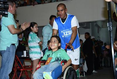 Jorge Alberto Campos fue parte de los invitados.