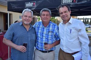 27042018 Ernesto, Benjamín y Mauricio.