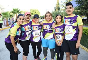 28042018 Cristina, Hatziry, Victoria, Elia, Sofía y Eder.