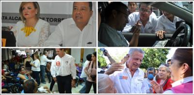 Inician campañas por la alcaldía de Torreón