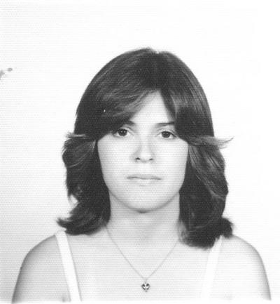29042018 Bertha Alicia B. Dávila en 1980.