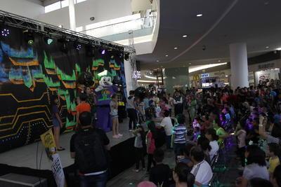 Paseo Durango festeja a los niños