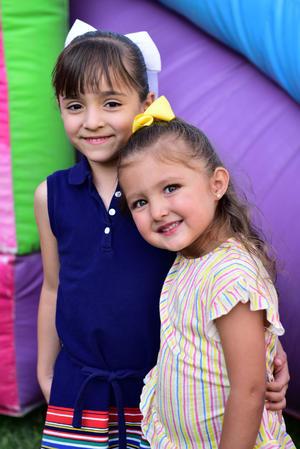 Lorenza y Valentina
