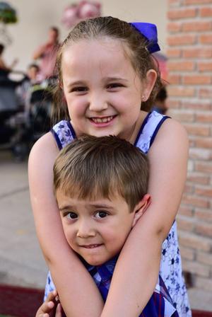 Elena y Leo