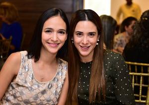 Claudia y Mariana