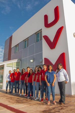 02052018 DESTACADA PARTICIPACIóN.  Alumnos de segundo, cuarto y sexto semestre de preparatoria de la UVM Campus Torreón en la 32 Olimpiada Mexicana de Matemáticas en la etapa estatal.