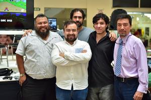 02052018 Osvaldo, Alejandro, Carlos, Gerardo y Gabriel.