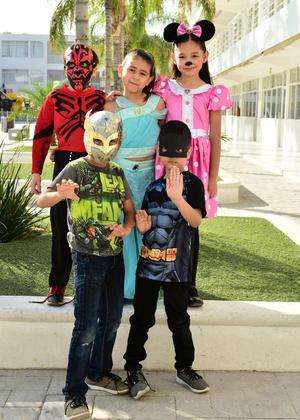02052018 Julián, Mónica, Fernanda, Mauricio y Daniel.