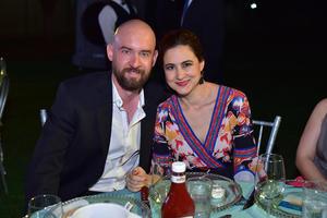 Alejandro y Alejandra