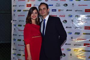 Estefania y Carlos
