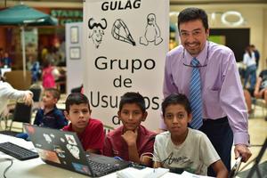 02052018 Gabriel, Alexander, Josué y Daniel.