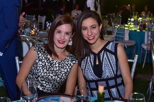 Mayte y Claudia